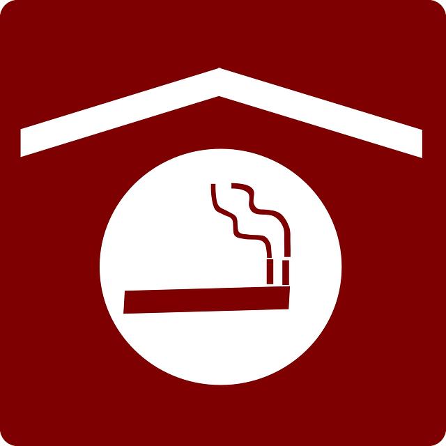 אזור למעשנים: כללי התנהגות לעישון במסעדה